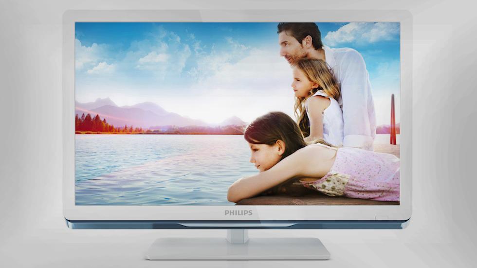 Philips presentó en Argentina su nuevo TV LED de 24 pulgadas - Tecno ...