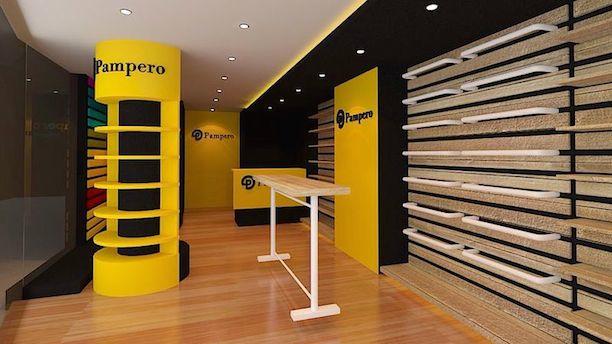 Pampero es una marca centenaria que nació en el año 1914 y, según cuentan desde la empresa, \u0026quot;llegó a vender 50 millones de pares de alpargatas cuando el
