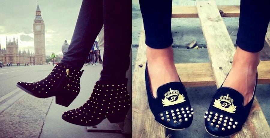 La En Vane De Firma Primer Exclusivo Local Zapatos Su Sibyl Abrió stxhdQCr