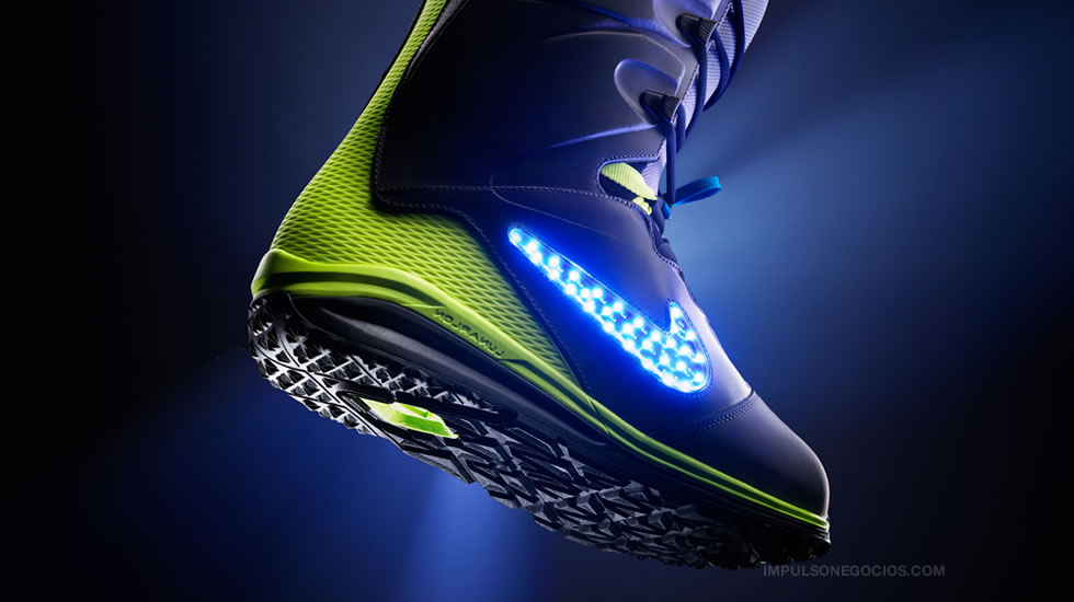 zapatillas nike led
