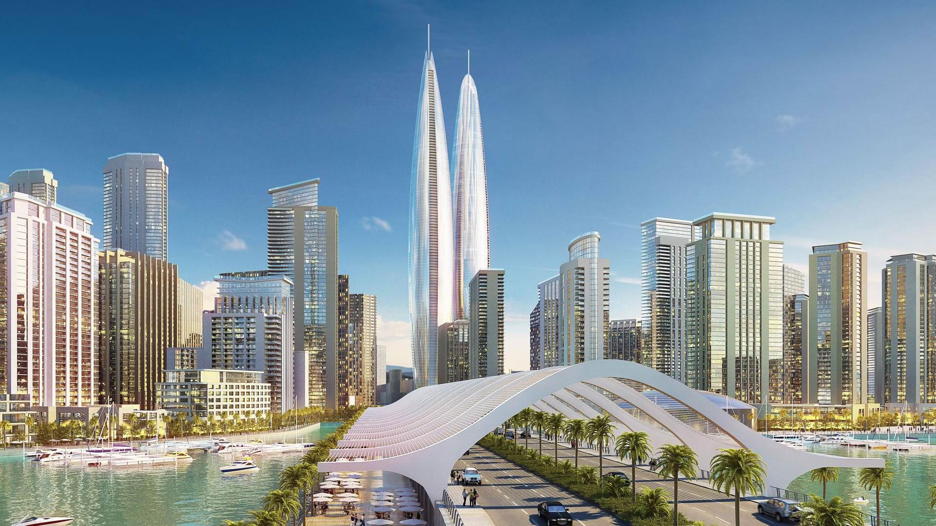 En Dubái construirán las torres gemelas más altas del mundo ...