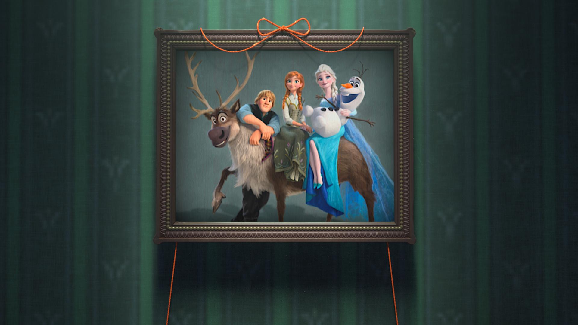 Video adelanto de Frozen: Fiebre Congelada , el nuevo corto de ...