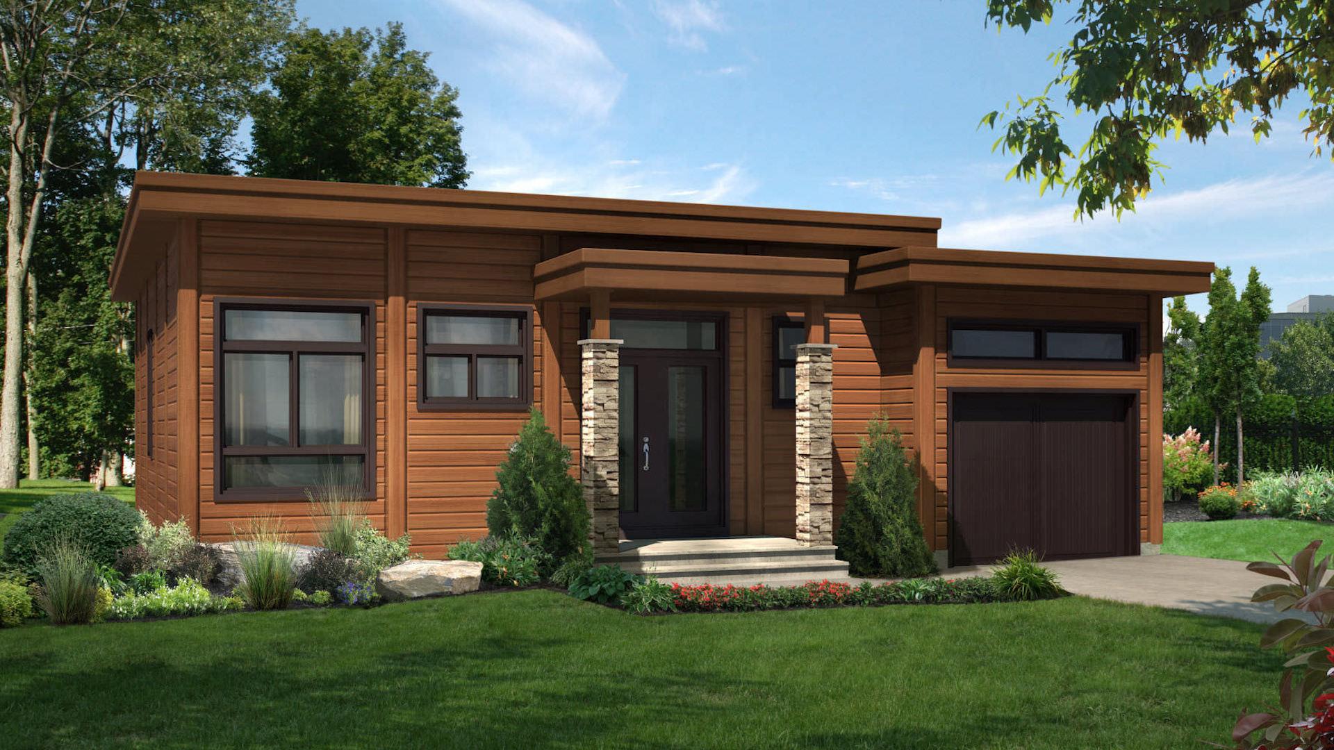 el plan procrear ya permite construir viviendas de madera en rosario