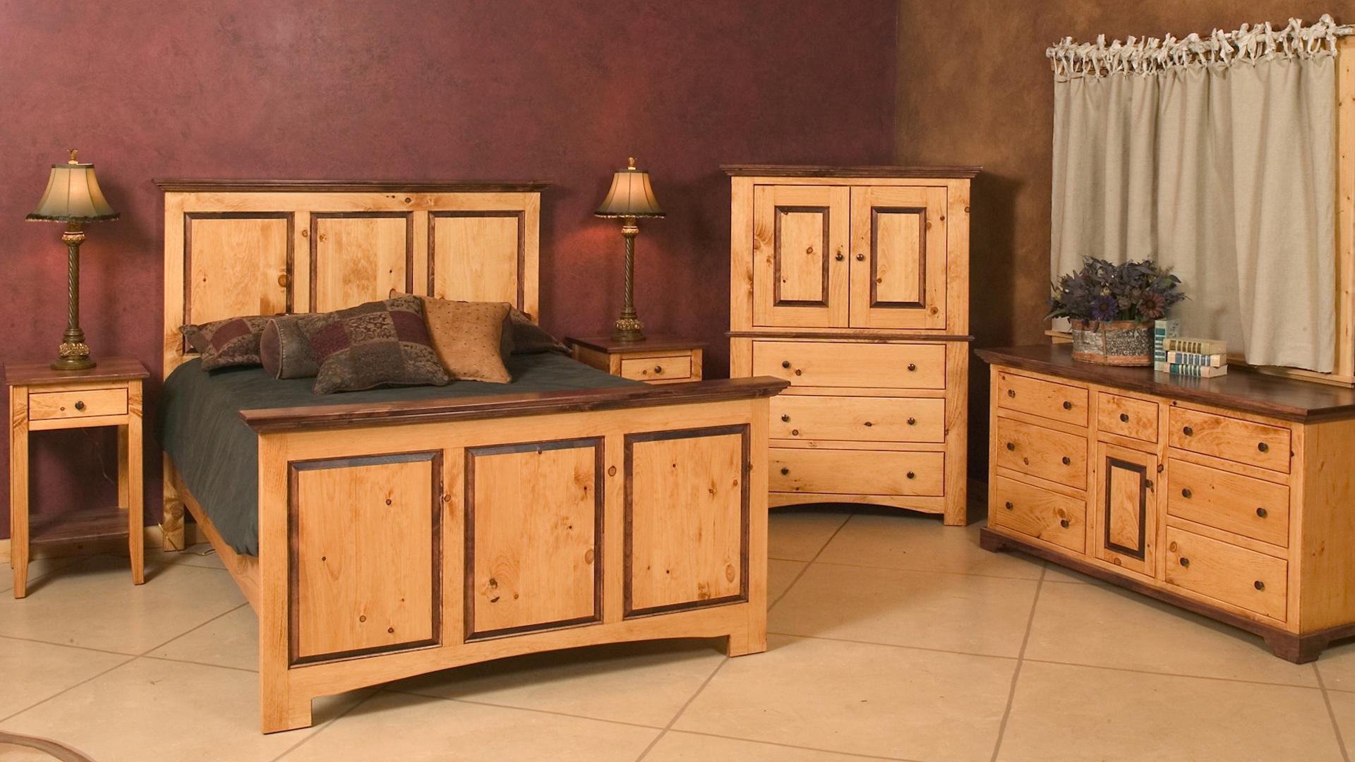 La Tranquera La Empresa De Muebles De Pino Macizo Busca  # Muebles Santa Fe