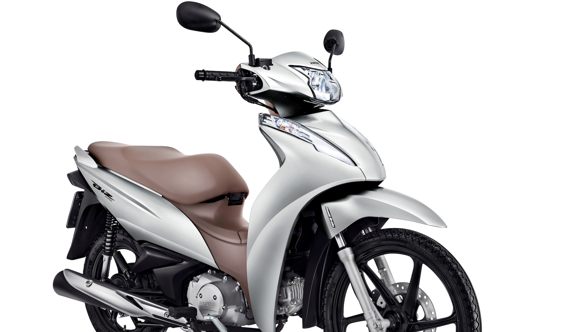 Honda Lanzó En Argentina Su Nueva Motocicleta New Biz 125