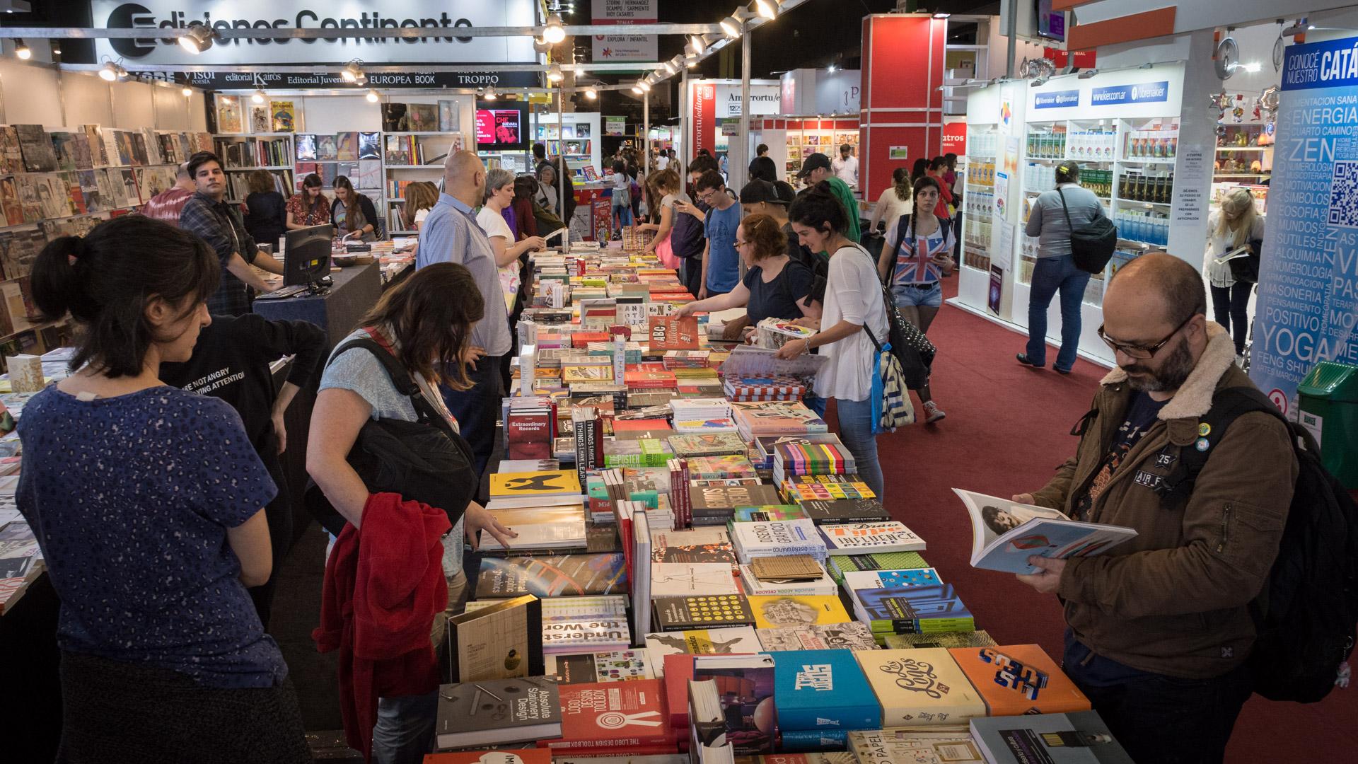 Feria Internacional del Libro 2019: Todos los detalles