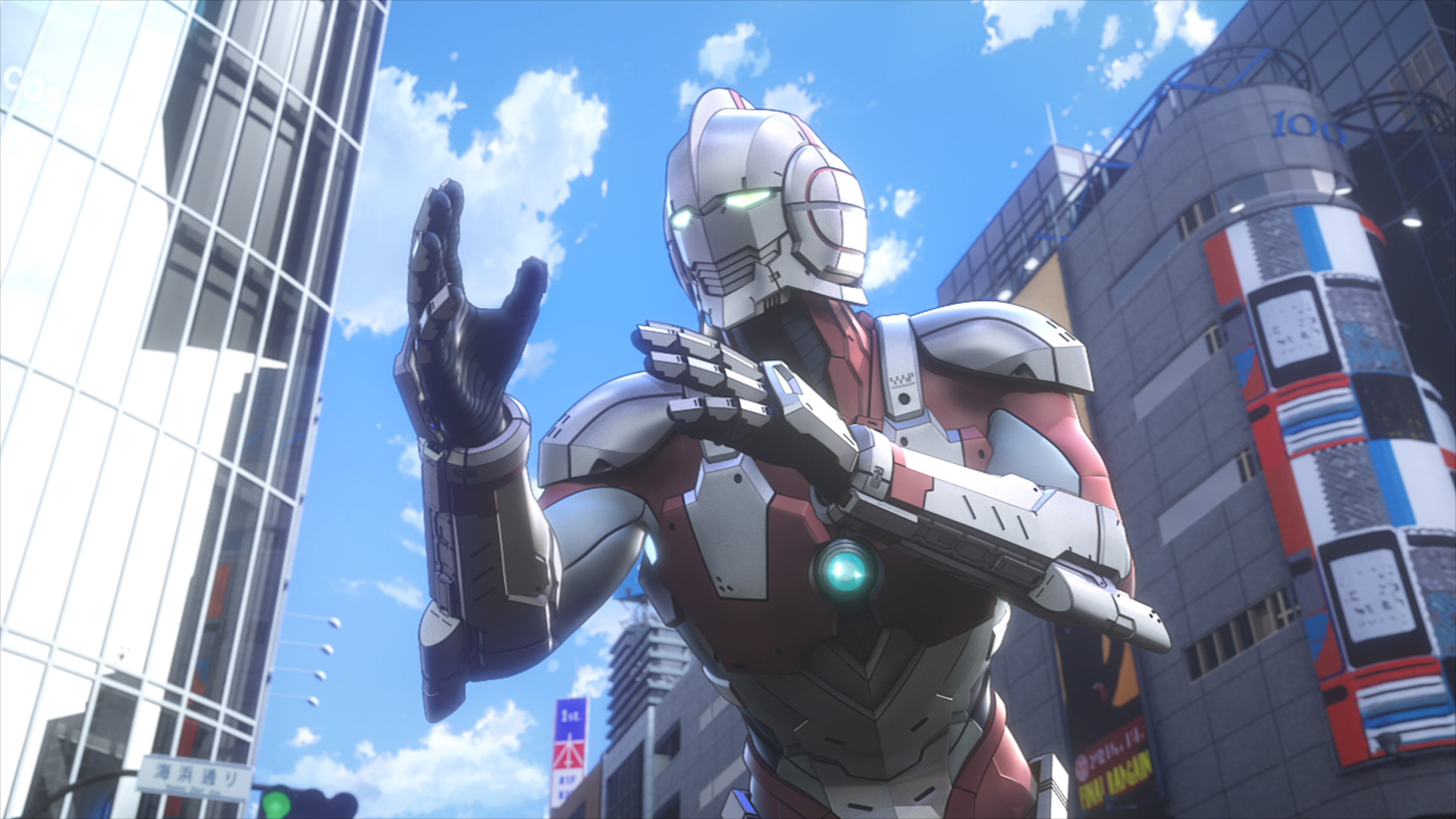 Ultraman Netflix Revive Un Clásico Del Anime Para
