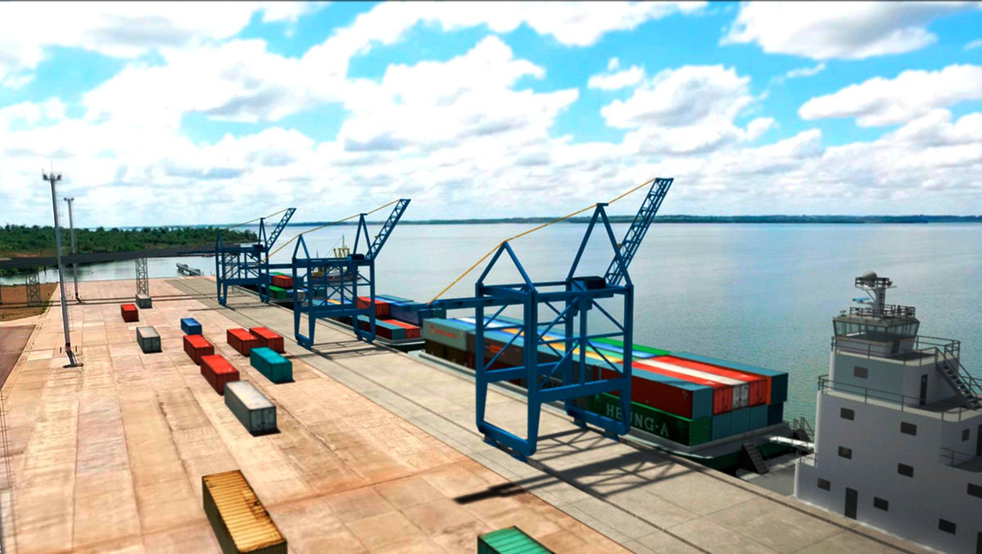 Resultado de imagen para Habilitaron el nuevo puerto de Posadas