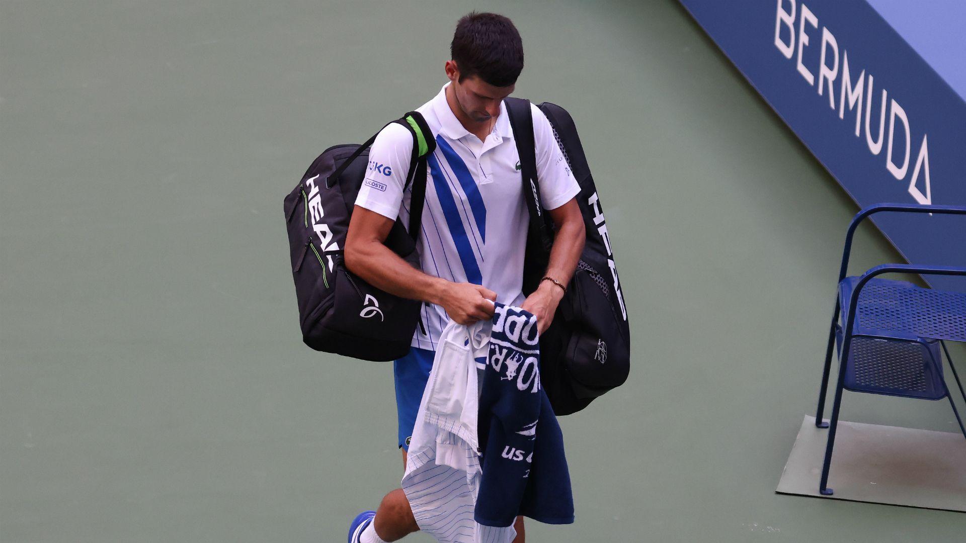 Djokovic Descalificado Del Usopen De Tenis Impulso