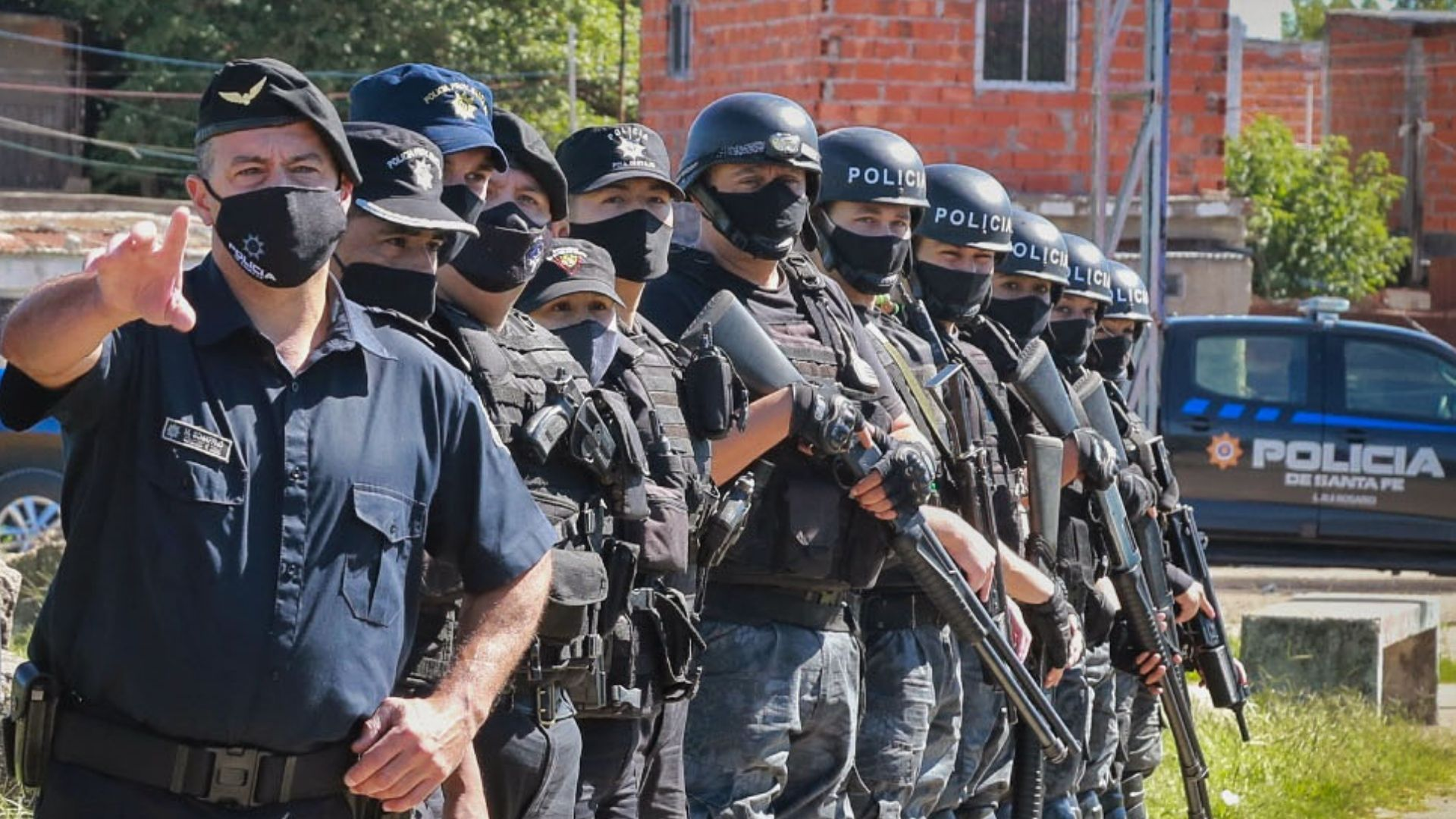 Seguridad en Santa Fe: se realizó una reunión operacional en la ciudad de Rosario